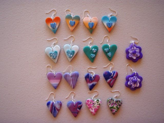 Earrings 012